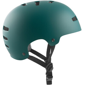 TSG Evolution Solid Color Helmet satin forest
